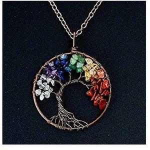 😍Chakra Necklace 😍